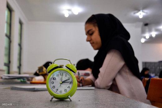 مخالفت رئیس سازمان سنجش با به تعویق انداختن زمان کنکور 98